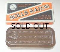 イギリス製  ROLLS RAZOR IMPERIAL N0 2 安全カミソリセット