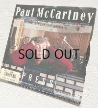 EP/7inch/ シングルレコード ポール・マッカートニー A: プレス PRESS(Video Edit)/ B:iイッツ・ノット・トゥルー IT'S NOT TRUE