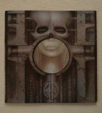 LP/12inch  EL&P/エマーソン・レイク&パーマー 『Brain Salad Surgery/恐怖の頭脳改革』 1973年 (レコードジャケット画 H.R.ギーガー)