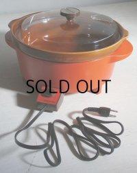 IMARFLEX/今西金属工業(株) クロックポット 電気陶器鍋 Modele 3500(2.7L)