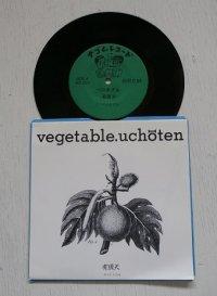 EP/7inch/Vinyl/シングル  ベジタブル/ 千の病を持つ男/TOWER 有頂天 1986