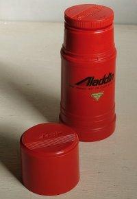 Handy Aladdin ハンディアラジン魔法瓶  color: レッド 容量: 0.46L
