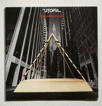 """LP/12""""/Vinyl U.S. 盤 """"Oops! Wrong Planet """"Utopia Todd Rundgren (1977) Bearsville/ RHINO"""