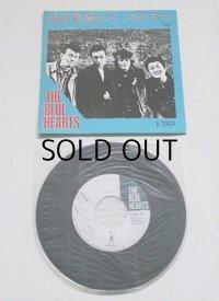"""EP/7""""/Vinyl/Single  """"人にやさしく/ ハンマー(48億のブルース) """" THE BLUE HEARTS (1987)JUGGLER"""