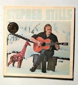 """画像1: LP/12""""/Vinyle  U.S..盤 """"STEPHEN STILLS"""" Stephen Stills スティーヴン・スティルス  (1970) ATLANTIC"""