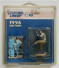 Kenner   STARTING LINEUP1996 EDITION    YOUNG SENSATION   Hideo Nomo  Dodgers    野茂英雄 フィギュア   プロテクトプラスチックカバー付