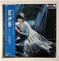 "LP/12""/Vinyl    ""Touch Me, Seiko B面コレクション""   松田聖子  (1984)   CBS・SONY   帯/ライナー/シュリンク付き"