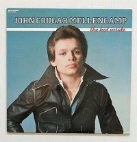 "LP/12""/Vinyl  John Cougar Mellencamp The Early Years  ""the kid inside""  ジョン""クーガー""メレンキャンプ  (1986)  RHINO"