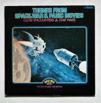 "LP/12""/Vinyl  THEMES FROM SPACE,WAR&PANIC MOVIES  THE FILM STUDIO ORCHESTRA/ Georges Delerue  (1978)  Victor"