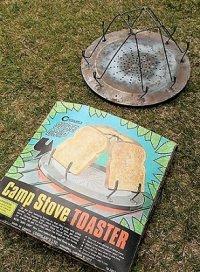 COGHLAN'S Camp Stove TOASTER キャンプストーブ トースター