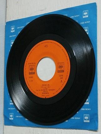 Ep 7 Quot Vinyl Single Dream On ドリーム・オン Mama Kin ママ・キン