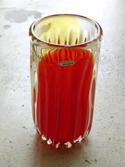 画像1: ガラス花瓶  CRAFT GLASS Crown