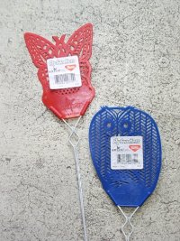 WILLERT HOME PRODUCTS  fly swatter  ハエたたき  1. フクロウ 2. チョウ  各1本