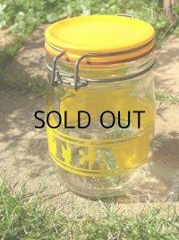 TEA ガラスジャー 3/4L U.S.A.