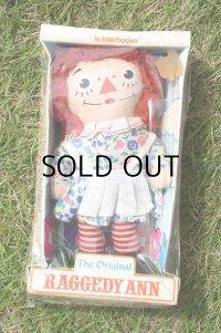 Knickerbocker Raggedy Ann  6″Doll / ニッカーボッカー社 ラガディ・アン 15cm