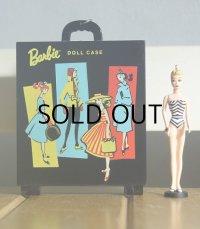 """Barbie HALLMARK社 クリスマスオーナメント """"トラベルケース&バービー人形"""""""