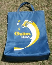 Guam, U.S.A.  ショッピングロングバック
