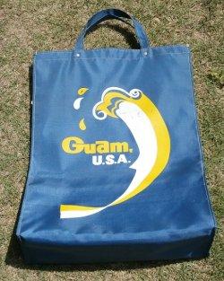 画像1: Guam, U.S.A. ショッピングロングバック