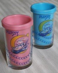 プラッシー 月光仮面Wカップ タケダ食品 各1個