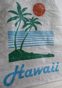 Hawaii ナイロン製キャリーバッグ