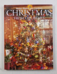 洋書  クリスマス  Better Homes and Gardens  CHRISTMAS FROM THE HEART Volume 11 Creative Collection  P160  ハードカバー