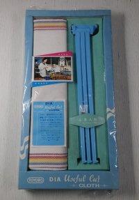 TOYOBO   DIA   Useful Cut CLOTH  ふきん掛&カットふきん (W 35cm ×L 3 m)