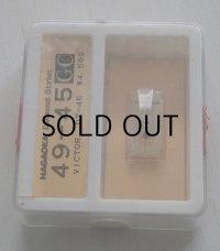 レコード針 NAGAOKA Diamond Stylus  49-45GC VICTER DT-45 未開封