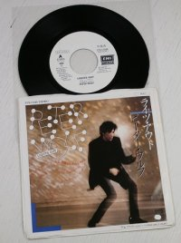 """EP/7""""/Vinyl  見本盤   ライツ・アウト  プアー・ガールズ・ハート  ピーター・ウルフ   (1984)  EMI"""