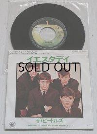"""EP/7""""/Vinyl  イエスタデイ   恋する二人  ザ・ビートルズ  THE SINGLE COLLECTION 1962-1970"""