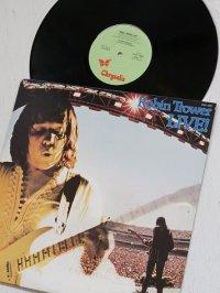 "LP/12""/Vinyl  Robin Trower Live!  ロビン・トロワー ライブ! (1976)  ライナーノーツ、歌詞カード付/帯なし"