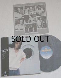 "LP/12""/Vinyl  ""SUNSHOWER(サンシャワー) ""  大貫妙子 (1977 ) 帯/見開タイプ歌詞カード付 PANAM ⁄ CROWN"