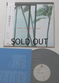 """LP/12""""/Vinyl  """"DOWN TO THE RESORT 避暑地まで。 """"ウォーター・メロン・グループ/イノヤマランド、日向敏文/インテリア/ テストパターン (1986) アルファレコード"""