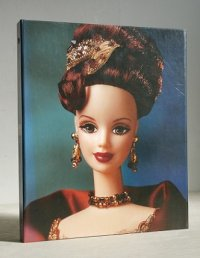 THE OFFICIAL Barbie COLLECTER'S CLUB SECOND EDITION Binder  Mattle, Inc. 1997  バービー コレクターズ クラブ リングバインダー