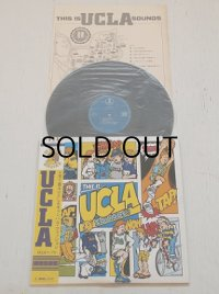 "LP/12""/Vinyl ★耳で着るUCLAキャンパス・ファッション  ""THIS IS UCLA SOUNDS!!"" 現地生録音 監修解説 藤 公之介 (1978) 東宝レコード  帯、解説マップ付"
