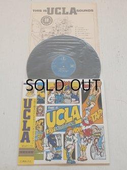 """画像1: LP/12""""/Vinyl ★耳で着るUCLAキャンパス・ファッション  """"THIS IS UCLA SOUNDS!!"""" 現地生録音 監修解説 藤 公之介 (1978) 東宝レコード  帯、解説マップ付"""