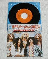 "EP/7""/Vinyl/Single ""Dream On ドリーム・オン/Mama Kin ママ・キン "" (1973 ) Aerosmith エアロスミス CBS/SONY"