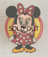 Tokyo Disneyland  MINNIE MOUSE(ミニーマウス) クリッピー