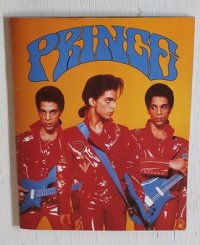 "PRINCE  ""Nude Tour (1990)"" Tour Book  プリンス  ワールドツアーパンフレット  日本版"
