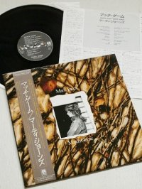 """LP/12""""/Vinyl   マッチ・ゲーム    マーティ・ジョーンズ   (1986)  A&M RECORDS   帯/ライナーノーツ&歌詞カード付"""