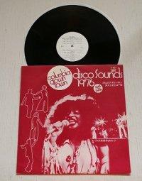 """LP/12""""/Vinyl   見本盤  コロムビア・ダウン・タウン ディスコ・サウンズ '76  D.J=VETO""""MEATBALL""""GALATI Jr.  リズム・ヘリテッジ、ルーファス・フィーチュアリング・チャカ・カーン  アイザック・ヘイズ・ムーブメントetc   (1976)  COLUMBIA"""