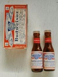Budweiser  バドワイザー  ソルト&ペッパーシェイカー  ボトル型