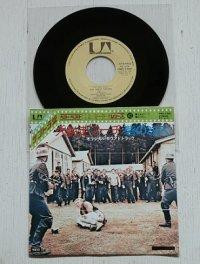 "EP/7""/Vinyl  サントラ盤 ベリー・ベスト映画音楽シリーズ42  大脱走マーチ/砦の29人  作曲・指揮:  エルマー・バーンステイン、ニール・ヘフティー  (1977)  UNITED ARTISTS"