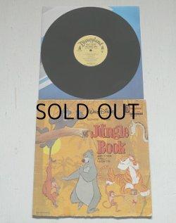 """画像1: LP/12""""/Vinyl  U.S. 盤  Walt Disney Presents  Songs From The Jungle Book And Other Jungle Favorites  ソング・フロム・ジャングルブック   (1967)  Disneyland RECORD"""