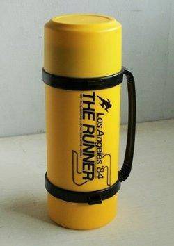 """画像1:  HAKKO """"Los Angeles 84' THE RUNNER"""" 水筒/ドリンクボトル 容量:1,200ml"""