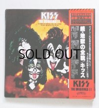 "LP/12""/Vinyl 来日記念完全限定盤 ""KISS THE ORIGINALS II 続・地獄の全貌""キッス (1978) VICTOR 帯/ライナー/P8ブックレット/メンバー・ペーパー・マスク(3枚 ※1枚が欠品)"