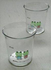 コルゲンコーワ  うがいぐすり123  ケロちゃん コロちゃん  プラスチックカップ  各1個