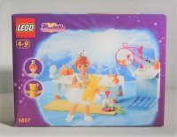 "LEGO Belville ""5837 Flora's Bubbling Bath Sealed"" 29Pieces  レゴ ベルビルシリーズ ""シールドされたフローラのバブリングバス"" 未開封"