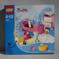 "LEGO Belville  ""5836 Beautiful Baby Princess"" 23 Pieces  レゴ ベルビルシリーズ "" ビュ―ティフル・ベイビー・プリンセス "" 未開封"