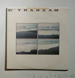 """画像1: LP/12""""/Vinyl NTV-TV """"俺たちの旅 """"オリジナル・サウンド・トラック Tranzam  トランザム (1975) BLACK 帯なし/歌詞カードなし"""