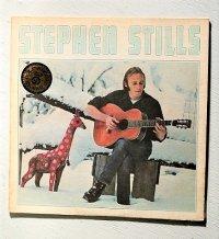 "LP/12""/Vinyle  U.S..盤  ""STEPHEN STILLS""  Stephen Stills スティーヴン・スティルス  (1971)  ATLANTIC"